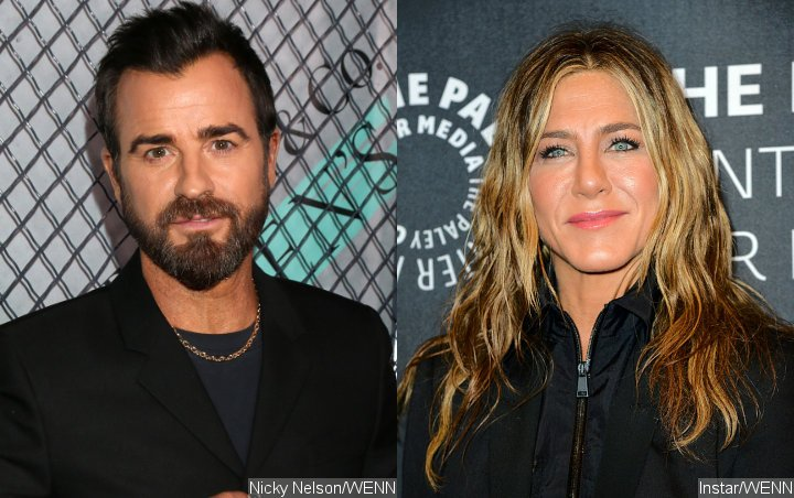 Fans Urge Justin Theroux and Jennifer Aniston to Reconcile After His Recent Instagram Comment