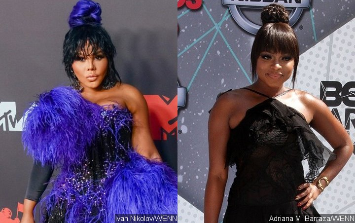 Lil' Kim Goes Off on Fans Who Defended Naturi Naughton