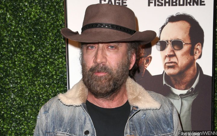 Nicholas Cage in talks to play himself in new movie