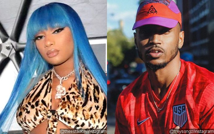 Megan Thee Stallion and Trey Songz Cuddling at His Birthday Party Amid Dating Rumors