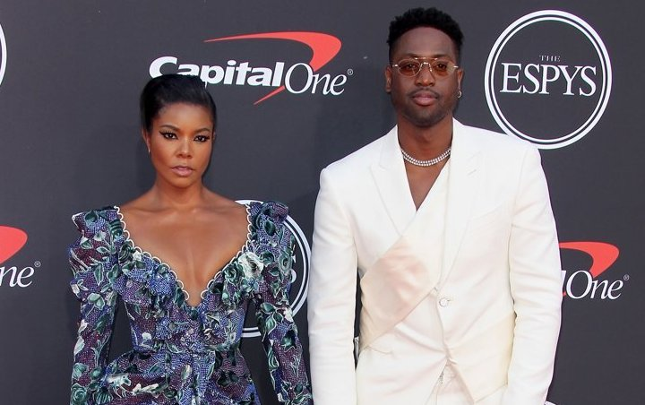 Gabrielle Union's Husband Reacts to Hate Comments Over Son's Painted Nails and Crop Top
