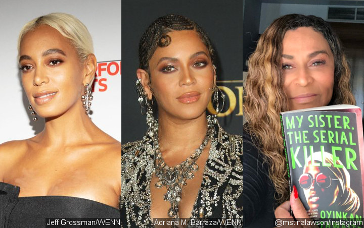 Solange Knowles All Smiles in Rare Group Photo With Beyonce and Mom Tina After Marital Separation