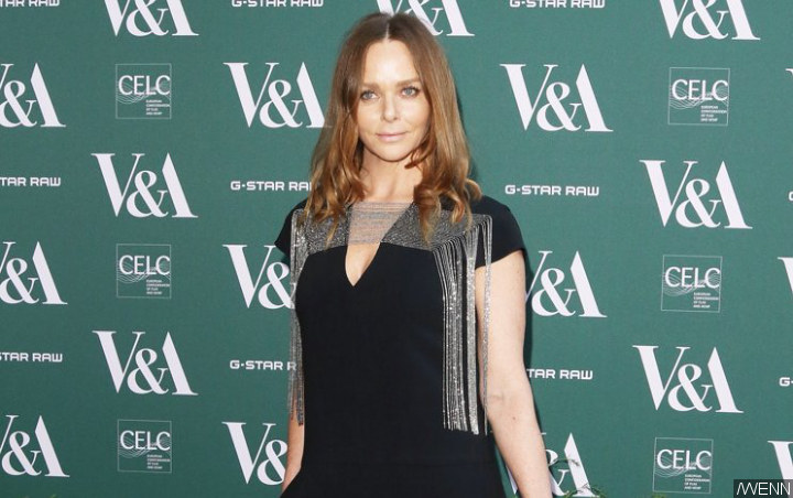 Stella McCartney Honored to Be First Fashion Designer to Grace Vogue's Cover