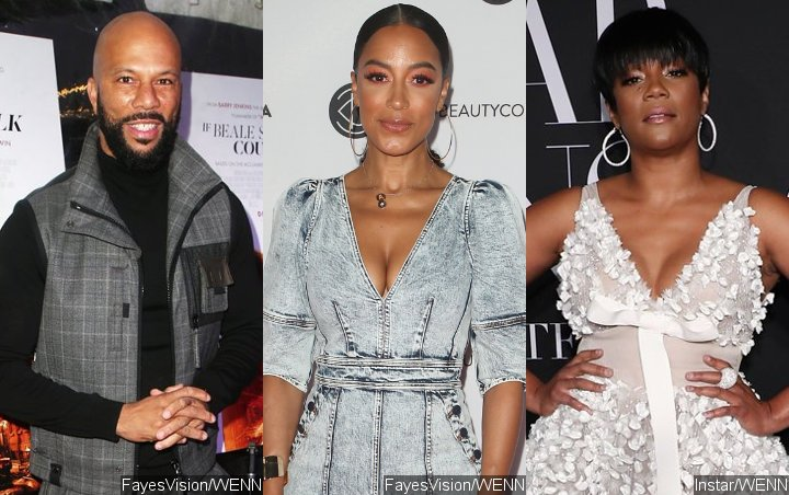 Report Common Splits From Angela Rye Is Dating Tiffany Haddish