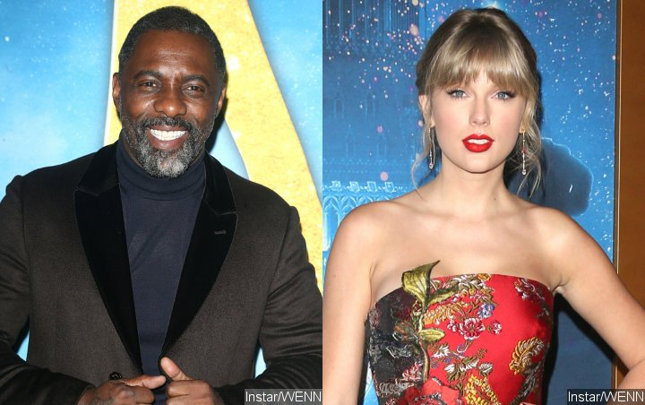 Idris Elba Hopes He Can Perform Live With Taylor Swift