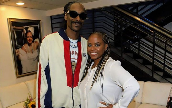 Snoop Dogg's Side Chick Celina Powell Called 'Snake' by the Rapper's Wife
