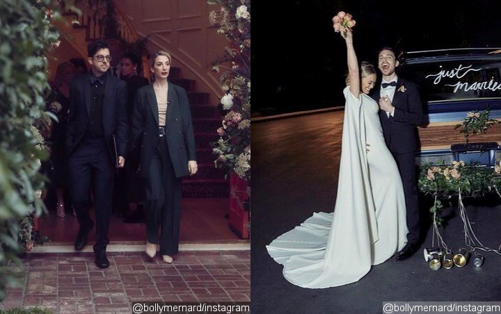 Molly Bernard and Christopher Mintz-Plasse Unraveled as Hilary Duff's Wedding Officiants