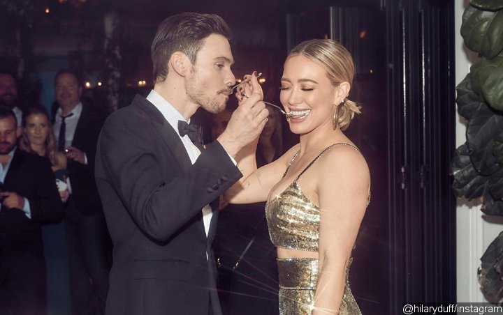 Hilary Duff Shares Licky Photo From South African Honeymoon With Matthew Koma