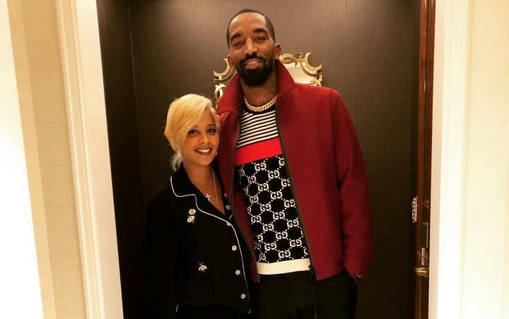 J.R. Smith and Wife Reunite Following Candice Patton Hookup and Split Rumors