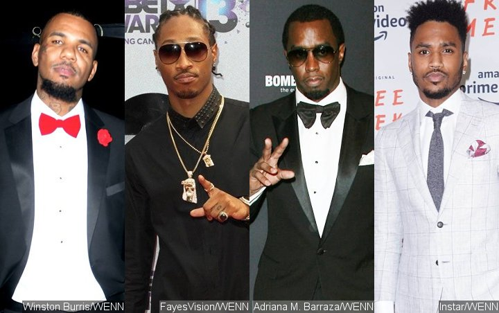 The Game Shades Future, P. Diddy and Trey Songz for Their Lori Harvey Romances