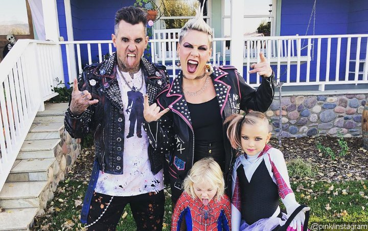 Find Out Why Pink and Carey Hart Are 'Done' Having Kids