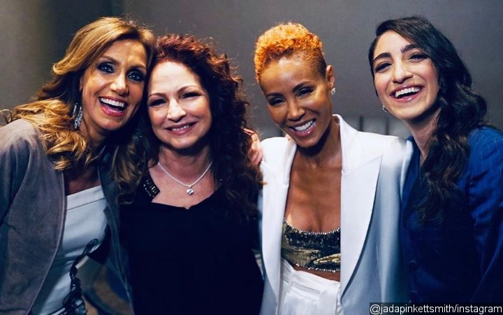 Jada Pinkett Smith's 'Red Table Talk' Gets Renewed Through 2022, Lands Spin-Off for Gloria Estefan