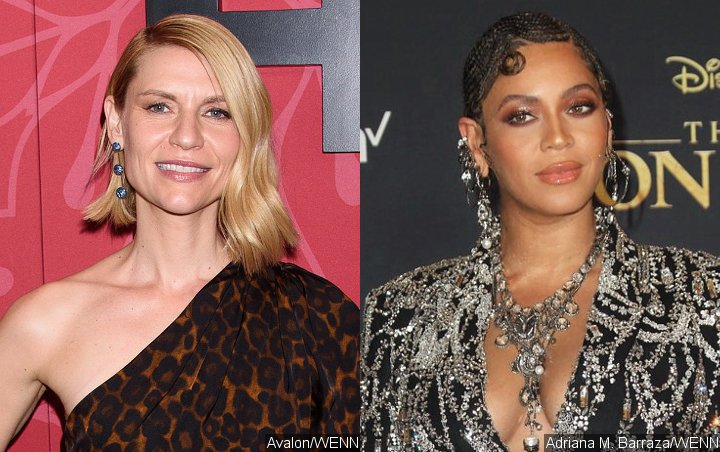 Claire Danes Recalls Embarrassing Beyonce Encounter When Her Brain 'Stopped Working'
