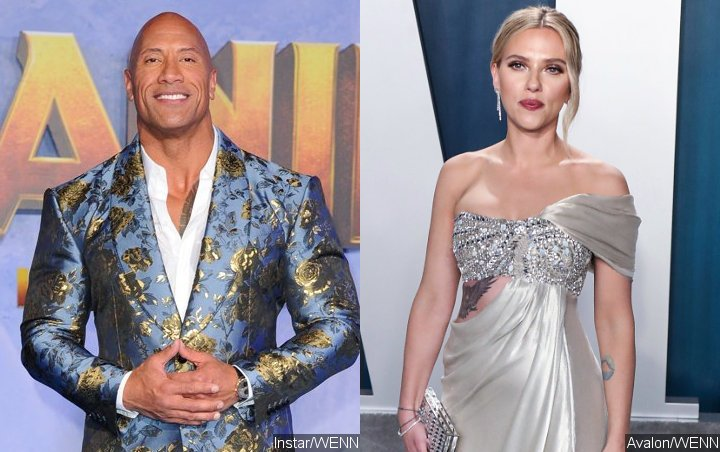Dwayne Johnson and Scarlett Johansson Named Forbes Highest Paid Actor and Actress