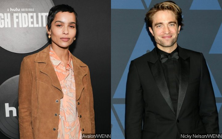 Zoe Kravitz: Filming 'The Batman' With Robert Pattinson Is Going to Be Such an Adventure