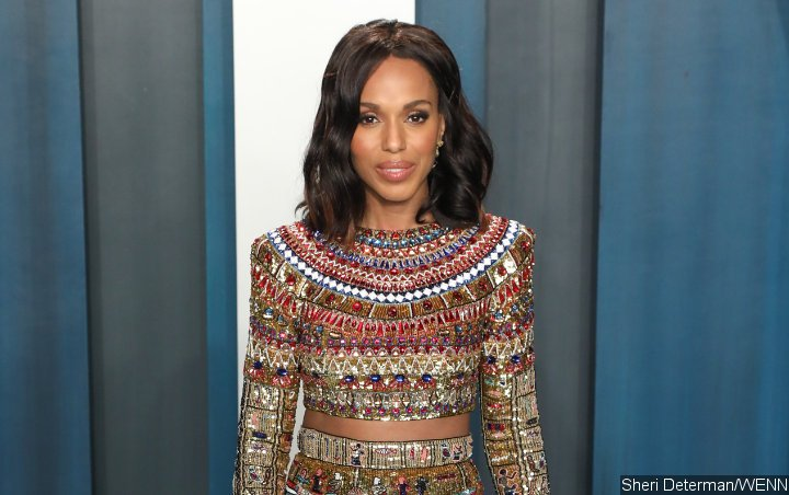 Kerry Washington Saddened by Quote That Was Taken Out of Context