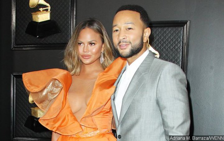 Chrissy Teigen Reveals How She and John Legend Keep Direct Communication When He's Onstage