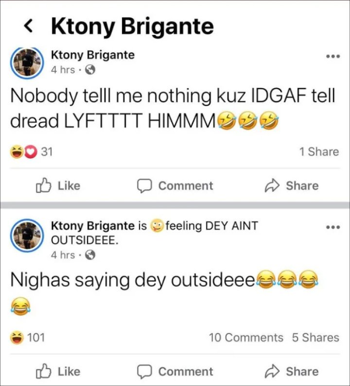 Ktony Brigante laughed at Pop Smoke's murder