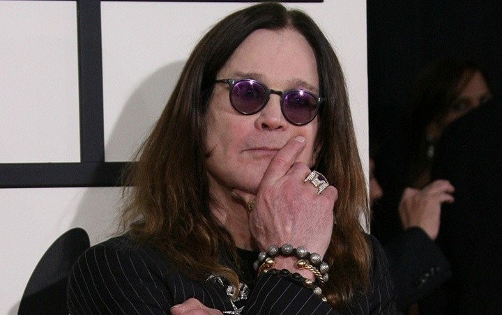 Ozzy Osbourne Pulled Out of His Misery While...