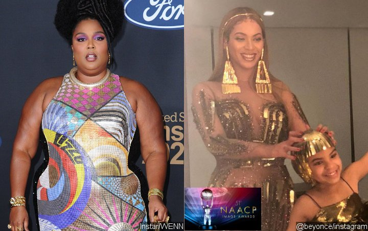 Lizzo, Beyonce, Blue Ivy Among Winners at 2020 NAACP Awards