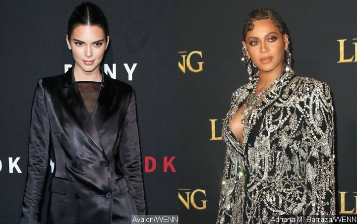 Kendall Jenner Thinks She and Beyonce Should Be Best Friends Because of This
