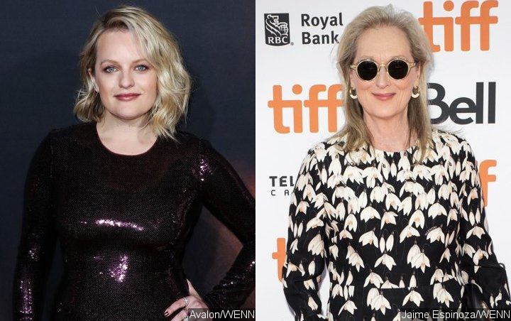 Elisabeth Moss Would Give Up Her Salary to Have Meryl Streep on 'Handmaid's Tale'
