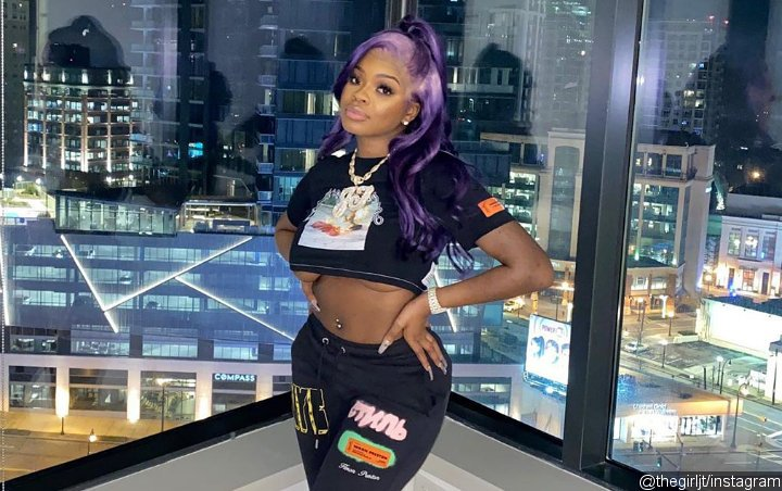 City Girls' JT Celebrates Release From Federal Custody With Bed Selfies
