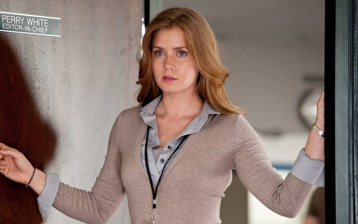 Amy Adams Suspects She Might Not Get to Play Lois Lane Again