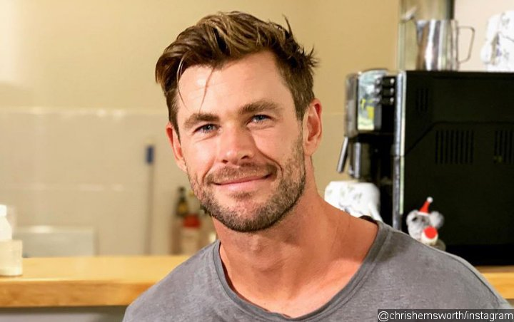 Chris Hemsworth Announces 6 Weeks of Free Fitness Program