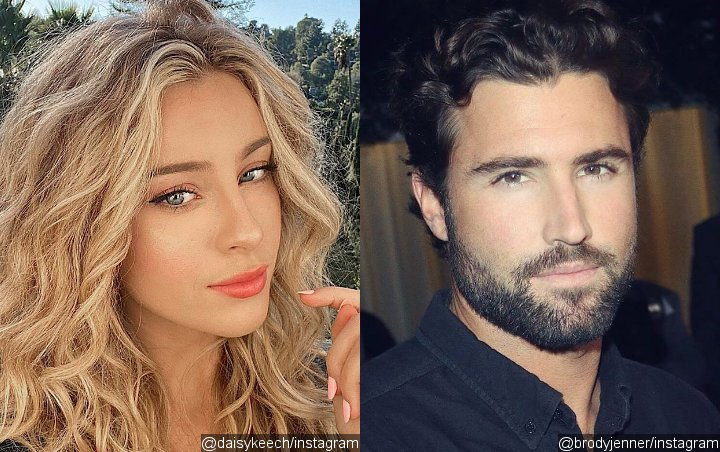 TikTok Star Daisy Keech Reacts to Being Caught on Lunch Date With Brody Jenner