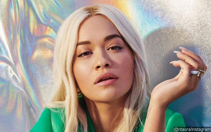 Rita Ora Suffers Embarrassing Head Injury During Live Exercise Tutorial Amid COVID-19 Lockdown