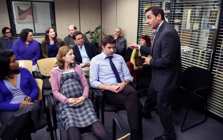 John Krasinski Treats Fans to 'The Office' Reunion by Bringing In Steve Carell to New YouTube Series