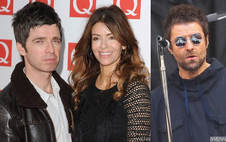 Noel Gallagher's Wife Worried His Feud With Brother Liam Would Affect Their Son