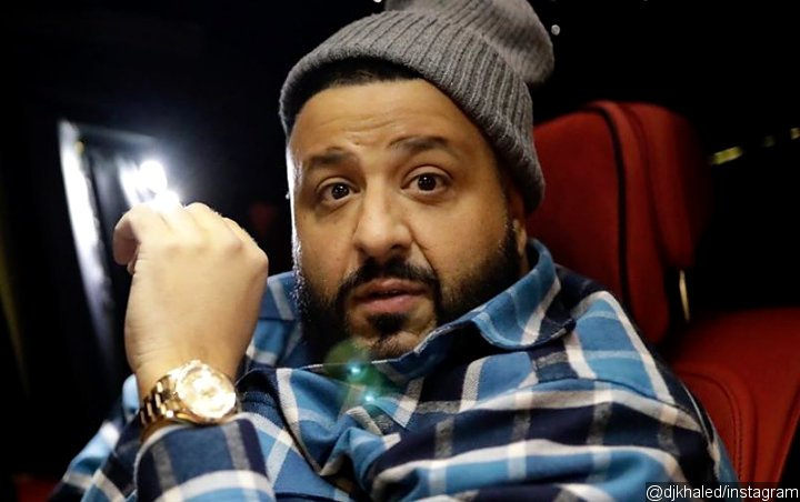 DJ Khaled Reacts After Being Dragged for His Gray Quarantine Hair