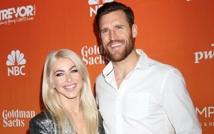 Julianne Hough Finds Self-Isolation Away From Husband 'Magical'