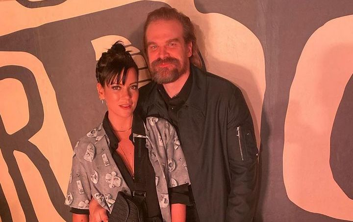 Lily Allen Sparks David Harbour Engagement Rumor as She Flashes New Ring