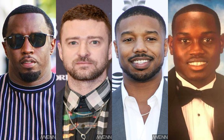 P. Diddy, Justin Timberlake, Michael B. Jordan Rallying for Justice for Ahmaud Arbery's Murder