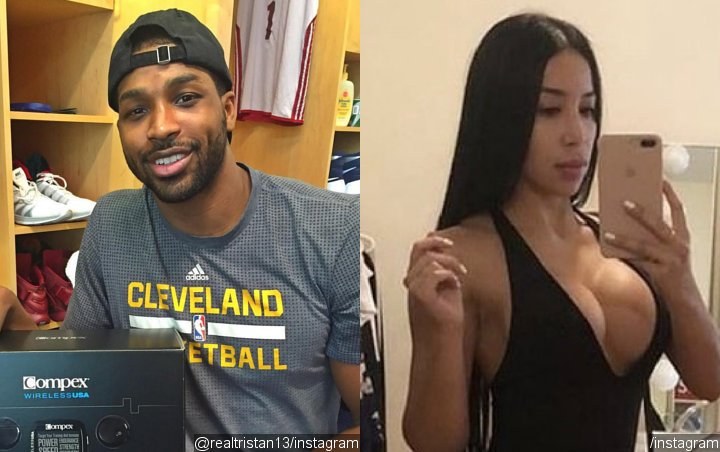 Tristan Thompson's Alleged Baby Mama Compares His Pic to Her Child's to Back Her Claim
