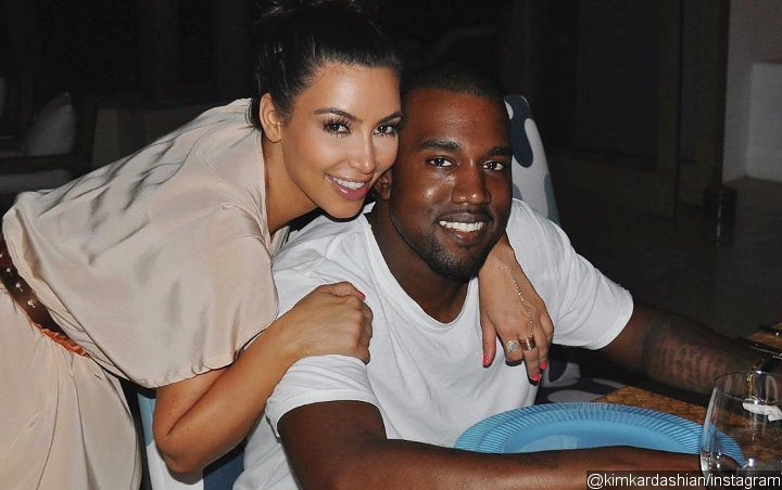 Kim Kardashian Commemorates 6th Wedding Anniversary to Kanye West With 'Until the End' Post