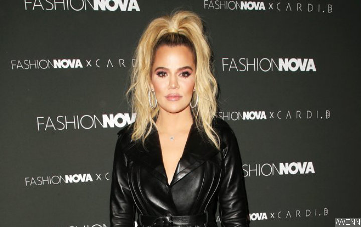 Khloe Kardashian Sarcastically Claps Back At Accusations Of Plastic Surgery