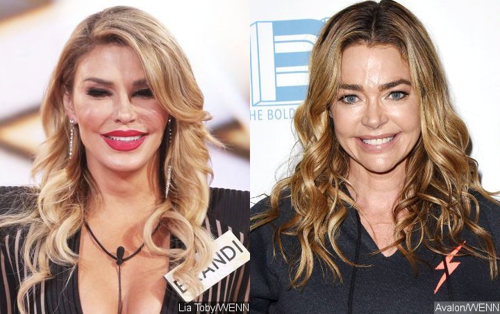 'RHOBH': Brandi Glanvile Offers Details About Her Alleged Hookup With Denise Richards in New Teaser