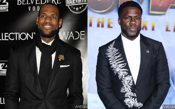 LeBron James and Kevin Hart Team Up to Help Black Voters Following Chaos at Polls in Georgia