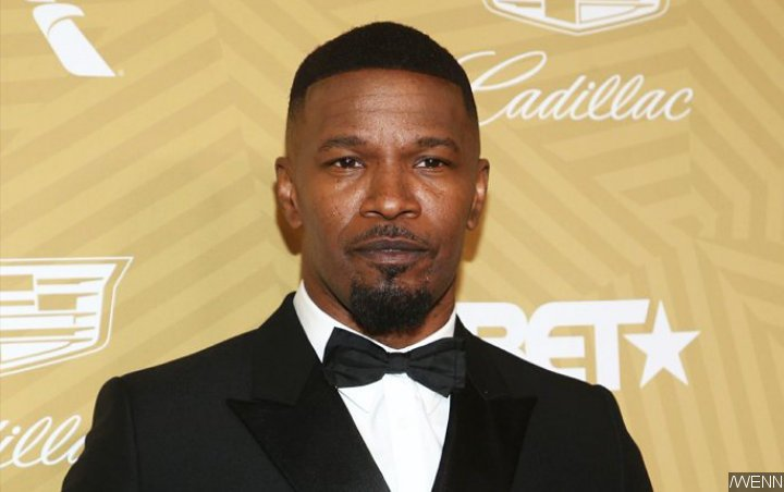 Jamie Foxx Reveals Muscular Transformation for Mike Tyson Biopic