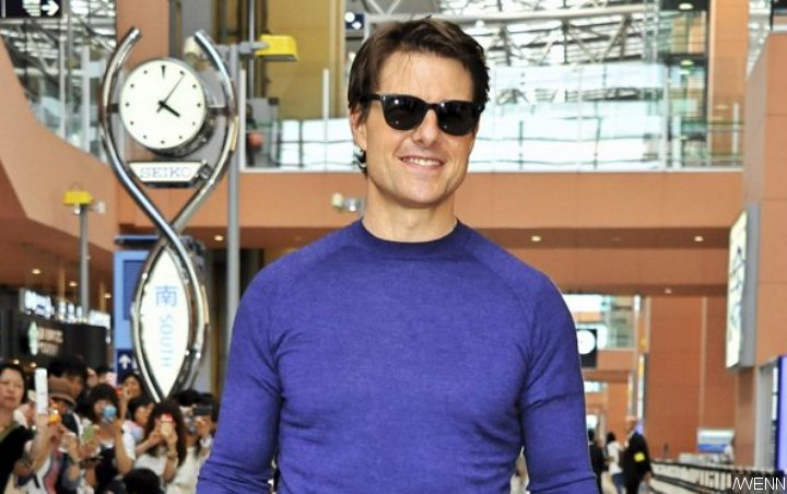 Tom Cruise Keen to Move to the U.K. After Quarantining at Scientology's Headquarters