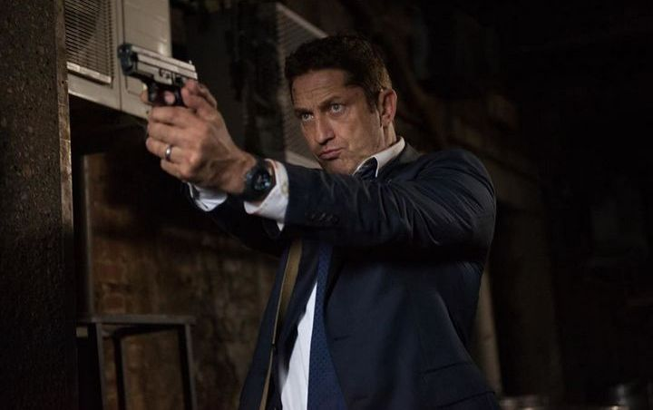 Gerard Butler Working on 'Fantastic Idea' for 'Angel Has Fallen' Sequel