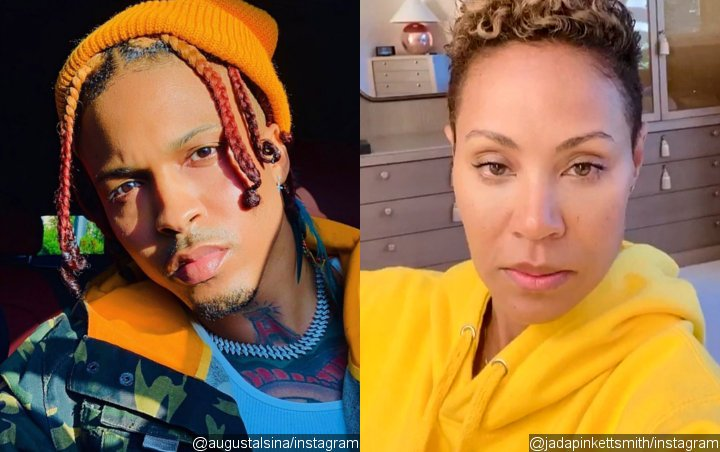 August Alsina Claims He Dated Jada Pinkett With Will Smith's 'Blessing'