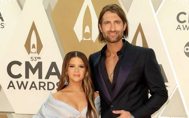 Maren Morris Defended by Husband After Criticized for Drinking While Floating in Lake With Baby