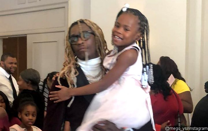 Young Thug's Underage Daughter Sends Her Enemy Death Threats Via TikTok Video
