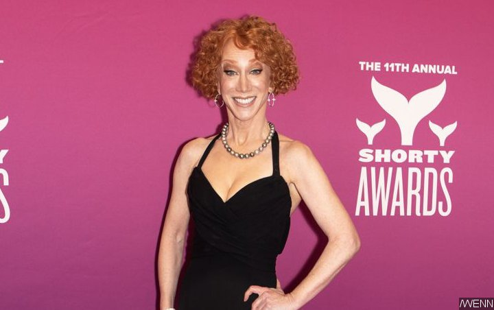Kathy Griffin Lets People Know She's Not Involved in Shooting at White House
