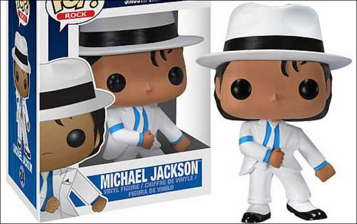 Michael Jackson Funko Pop! Dolls Pulled Off the Market After Estate Files Lawsuit